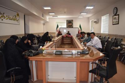 برگزاری جلسه مشترک مشاوران ومدیران متوسطه دوم