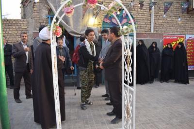 اعزام کاروان راهیان نور شهرستان اردکان به مناطق عملیاتی