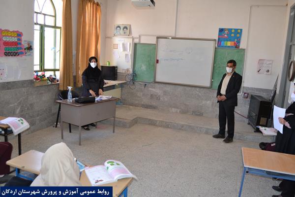 گزارش تصویری اولین روز بازگشایی مدارس