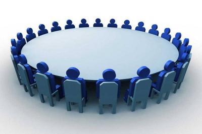 نشست مسئولین آموزش و پرورش شهرستان با مسئولین دانشگاههای دولتی و پیام نور شهرستان