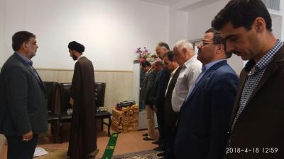 برگزاری مراسم یادبود در دبیرستان حضرت مریم(س)