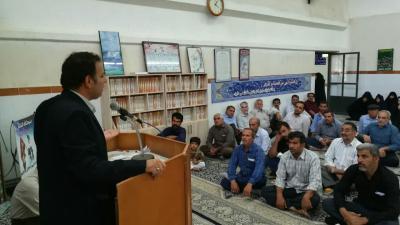 برگزاری اولین جلسه انجمن اولیاء ومربیان هنرستان شهید مطهری