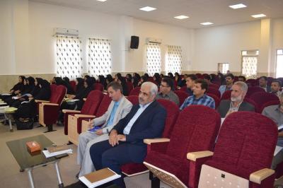 اولین جلسه طرح معرفت برگزارشد