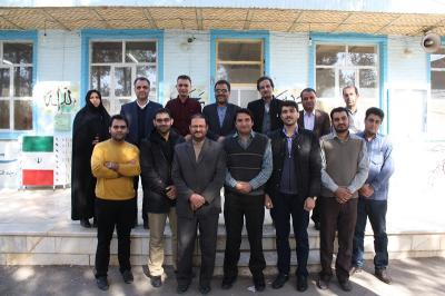 گزارش تصویری بازدید از آموزشگاه امام هادی(علیه السلام)