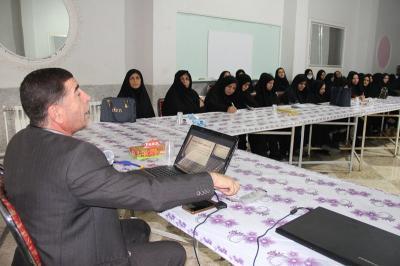 دومین جلسه طرح معرفت برگزار شد.