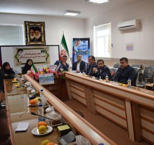 سومین جلسه شورای پشتیبانی سواد آموزی برگزار شد.