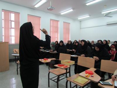 برگزاری کارگاه آموزشی ویژه آموزگاران ابتدایی با حضور سرگروه های استان