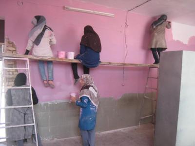 پایان اردوی جهادی دانش آموزان بسیجی