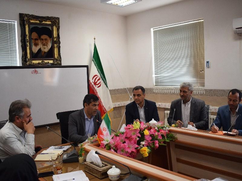 ششمین جلسه مدیران متوسطه دوره اول برگزار شد.