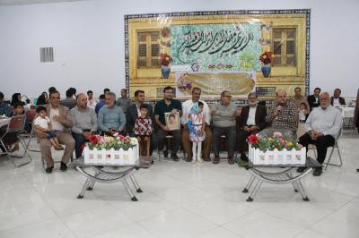 تجلیل مدیریت کانون امام خمینی (ره) از مدیران قبلی این مرکز