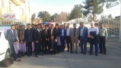 دانش آموزان شهرستان اردکان در مسابقات معارف مرحله استان خوش درخشیدند.