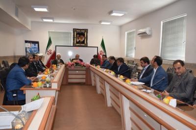 برگزاری جلسه شورای منطقه ای آموزش وپرورش