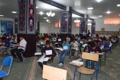 برگزاری سنجش ورودی مدارس دوره اول متوسطه استعدادهای درخشان