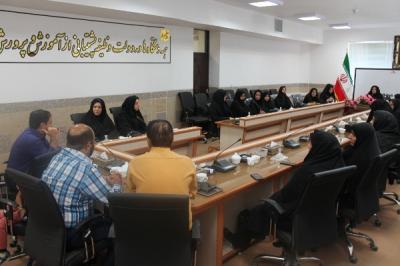 جلسه هماهنگی مدیران و موسسین مراکز پیش دبستانی شهرستان برگزار شد