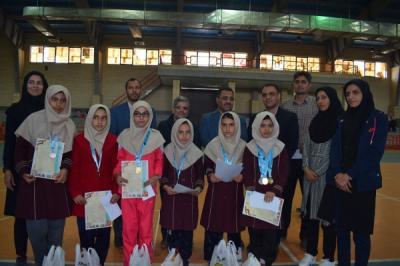 مسابقات طناب زنی ابتدایی دوره دوم